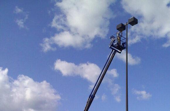 Commercial Lighting Maintenance & Repair