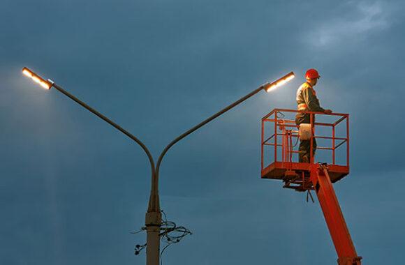 Commercial Lighting Maintenance Company
