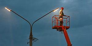 Commercial Lighting Fabrication, Installation & Repair