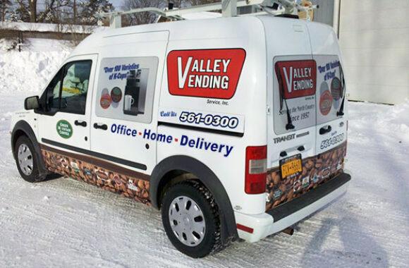 Vehicle Wrap & Graphics